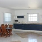 Keuken bovenappartement