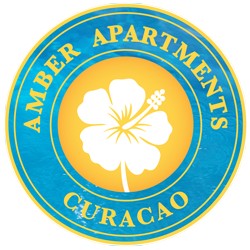 Amber Apartments Curaçao Mobile Logo